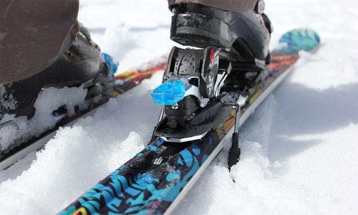 Začínáme lyžovat!