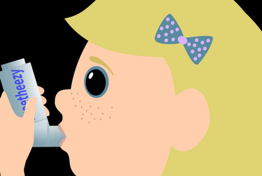 Máme doma astmatika!