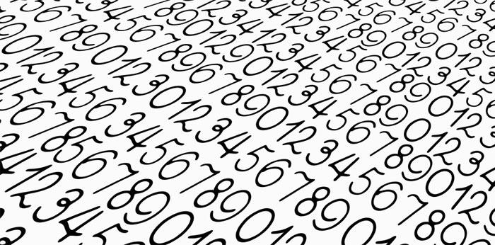 Říkanka o číslicích