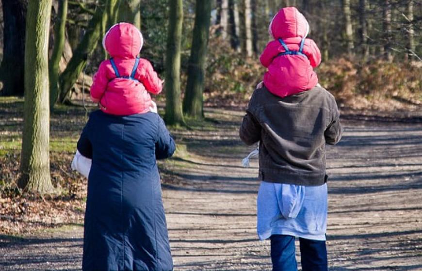 O nošení dětí do třetice