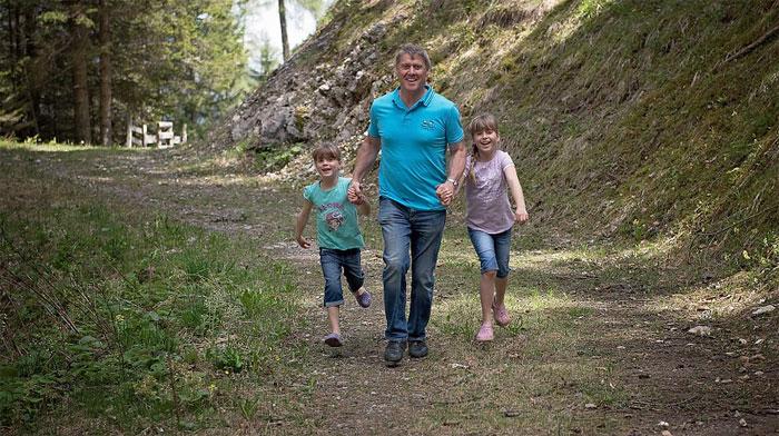 Rodinná dovolená nemusí být otrava!