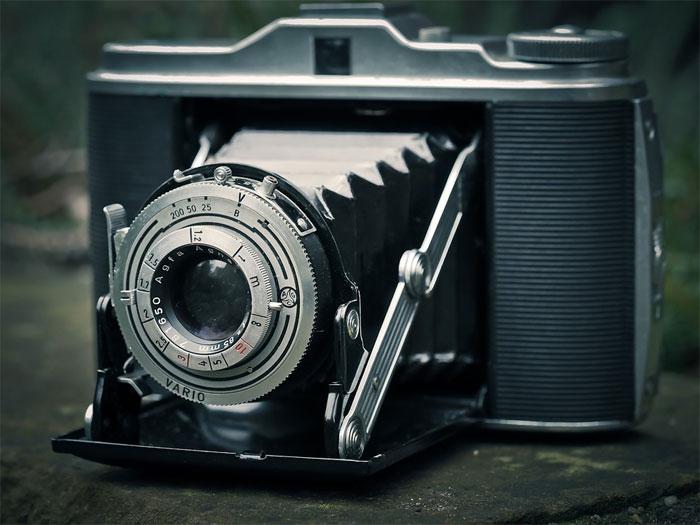 Básnička o foťáku
