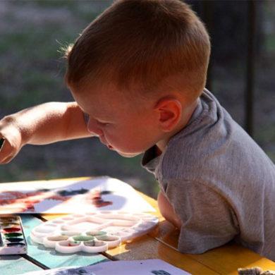 Podpořte dětskou tvořivost!