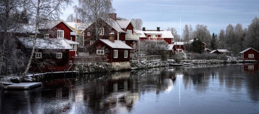 Vánoce ve Švédsku