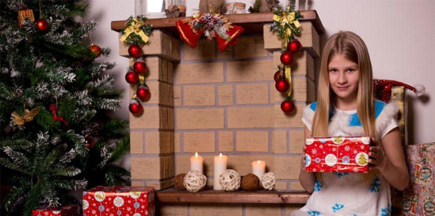 Vánoce aneb Kdo pomáhá Ježíškovi v Anglii
