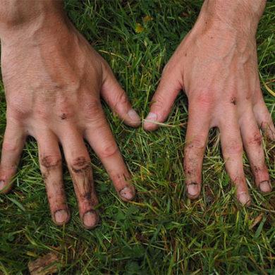 Nemoc špinavých rukou