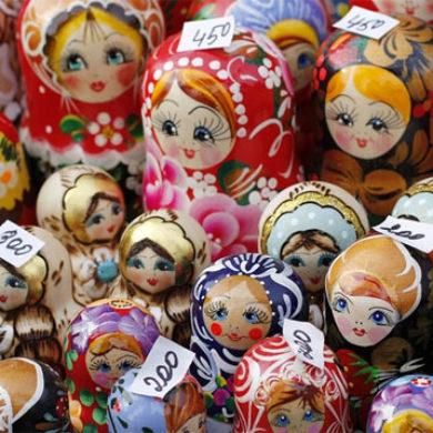 Velikonoční Rusko