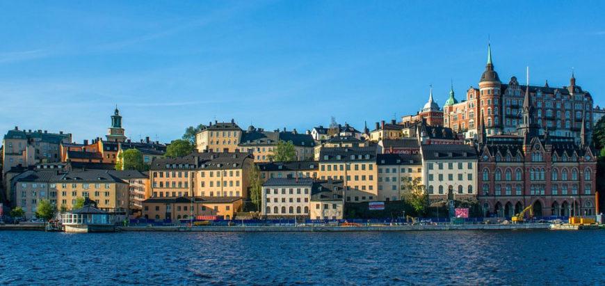 Velikonoční švédské čarování
