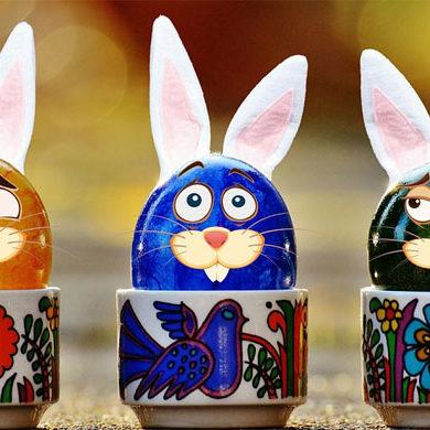 Americké Velikonoce aneb Zajíc, kam se podíváš