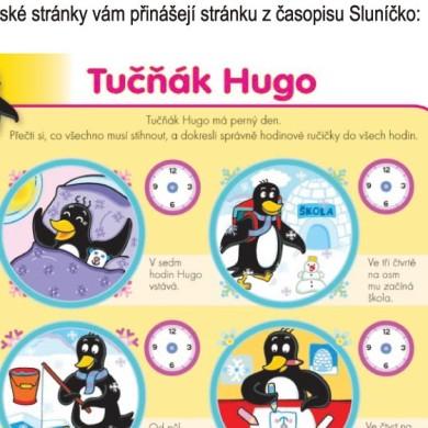Tučňák Hugo