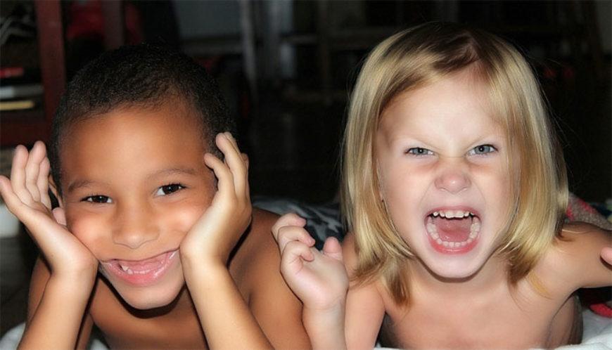 Když děti mluví vulgárně…