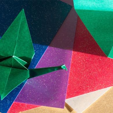 Origami – velryba