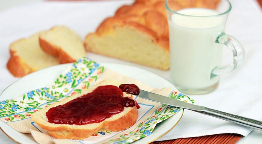 Hurá, snídaně!