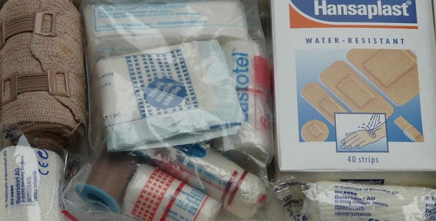 Nebezpečí pro nejmenší: domácí lékárnička