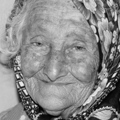 Básnička o babičce