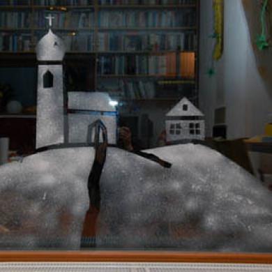Zařiďte si zasněžený výhled z okna sami