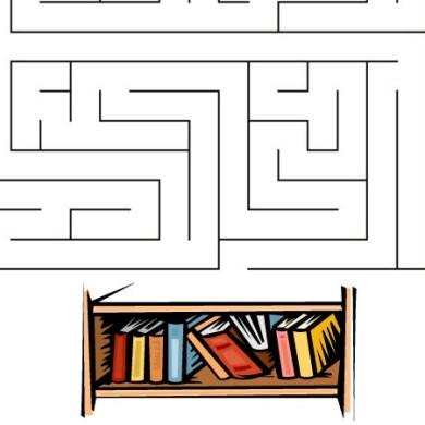 Bludiště – knížka