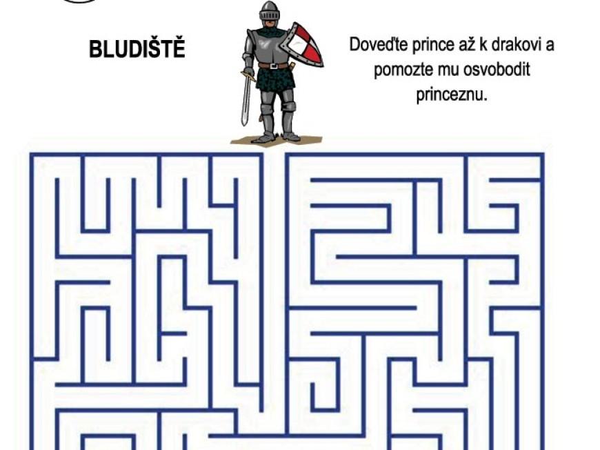 Bludiště – princ
