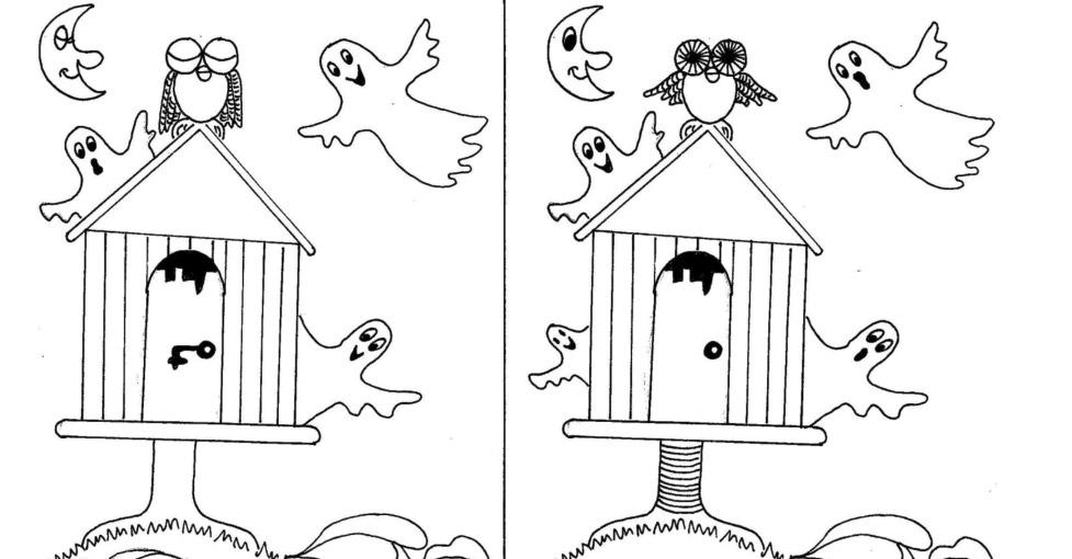 Halloween k pohledání