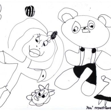 Omalovánka – děti dětem V.