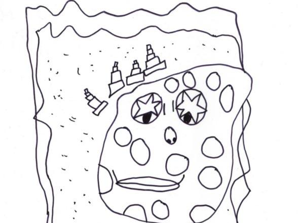 Omalovánka – děti dětem VIII.
