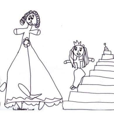 Omalovánka – děti dětem IV.