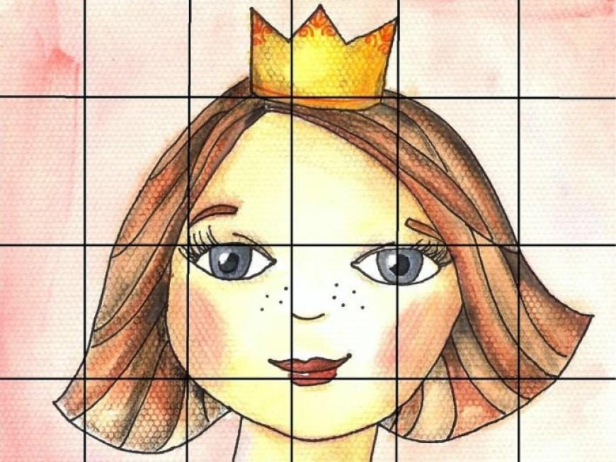Beruščina princezna – puzzle