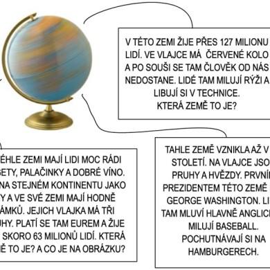Zatoč globusem