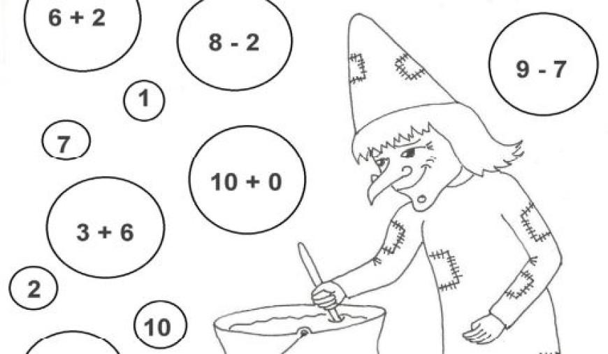 Čarodějnice a lektvar moudrosti