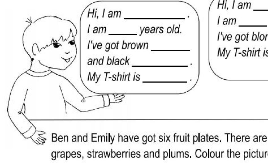 Ben a Emily