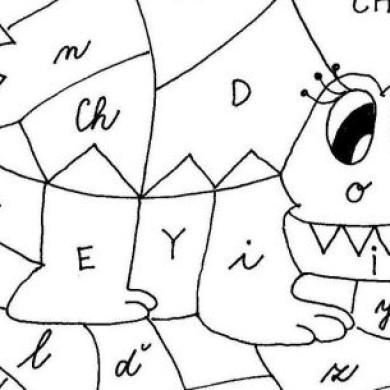 Krokodýl – opakování měkkých a tvrdých hlásek