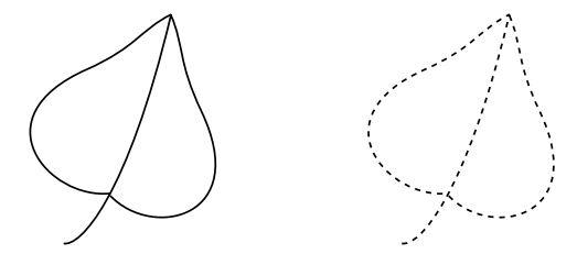 Listy – grafomotorické cvičení