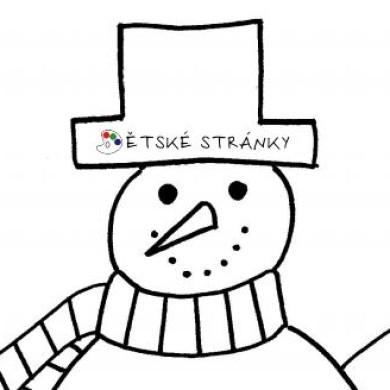 Sčítání se sněhulákem