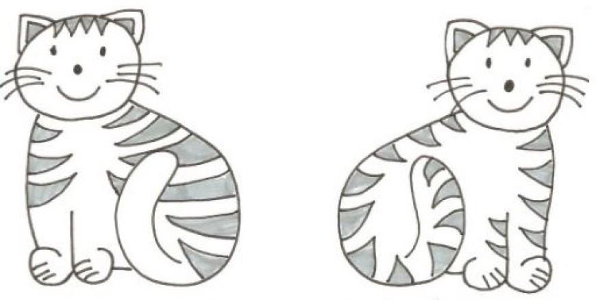 Toníkův rok: Tři koťátka
