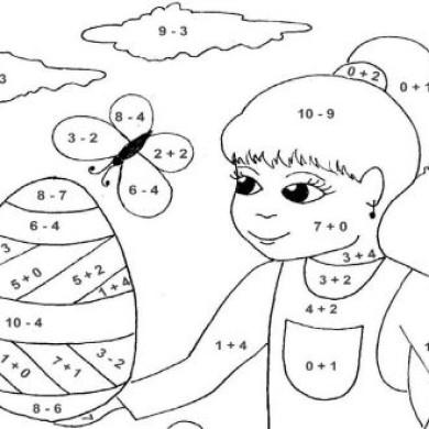 Velikonoční matematika