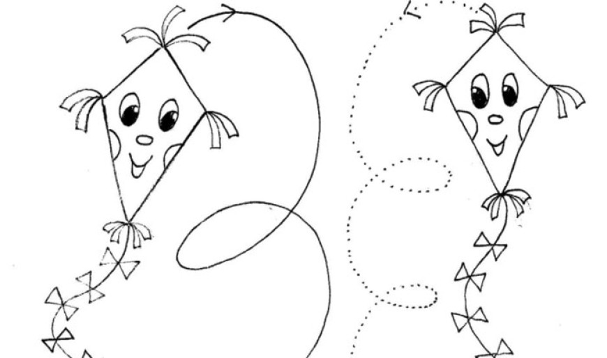 Dráčci – grafomotorika pro předškoláky