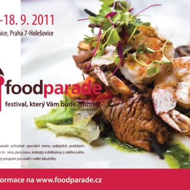 Foodparade – dejte zabrat svým chuťovým pohárkům