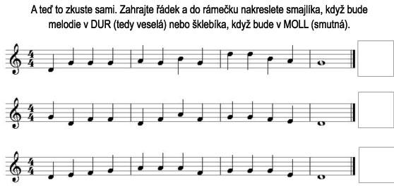 Škola hry na zobcovou flétnu – LEKCE 33