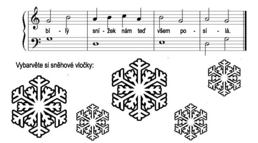 Klavírní skladbičky pro malé ručičky