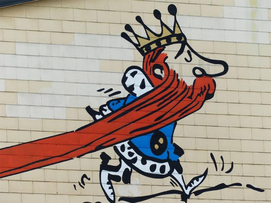 Básnička o králi