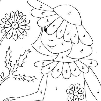 Květinková víla