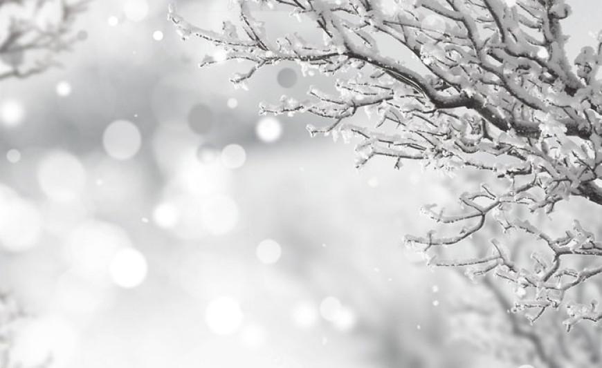 Bílé Vánoce – básnička