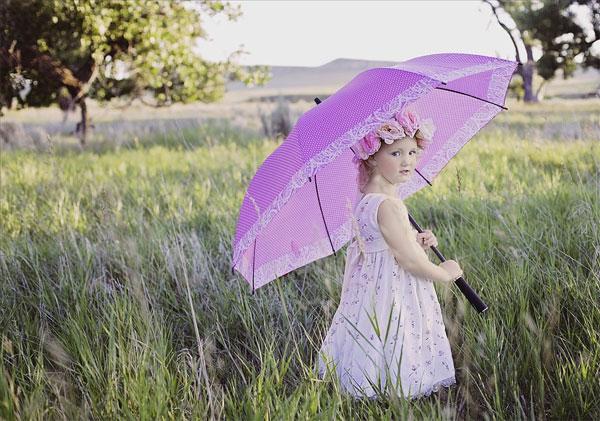 Deštník – básnička