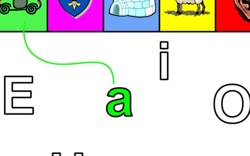 Písmenka a obrázky