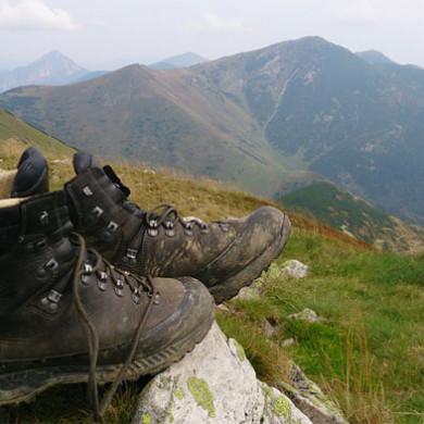 Básnička Pohory na hory