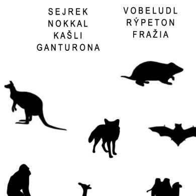 Stíny zvířat