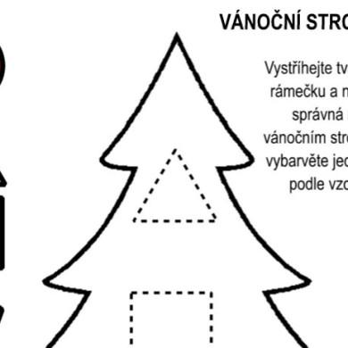 Ozdoby na vánoční stromek
