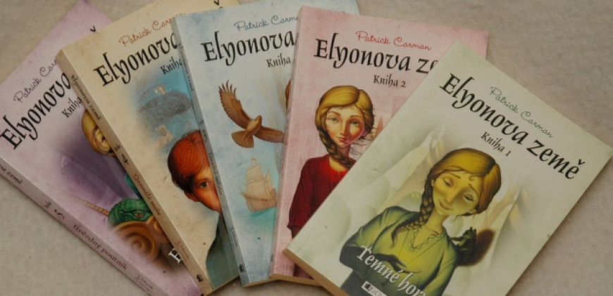 Elyonova země – Hvězdný poutník