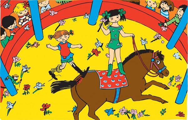 Astrid Lindgrenová – Pipi Dlouhá punčocha