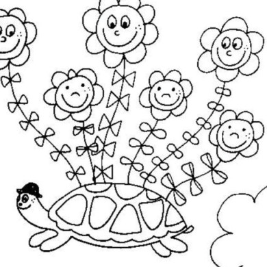 Želva Valža – čtení s porozuměním